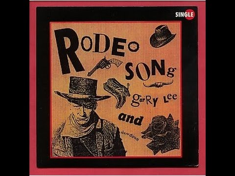 Gary Lee and Showdown - The Rodeo Song (Lyrics on screen)