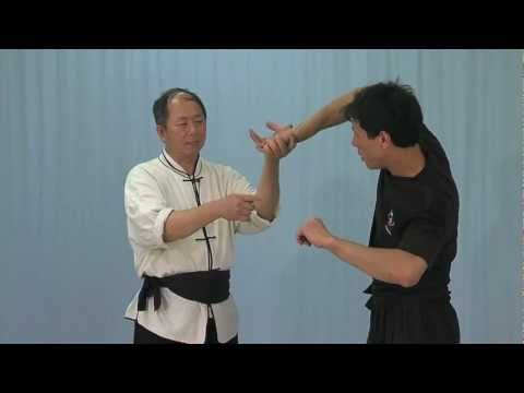 Knife Defense Part 2 - Chin Na (YMAA Dagger Defense) Dr. Yang, Jwing-Ming