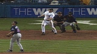 MIN@NYY: Giambi blasts walk-off slam in 14th inning