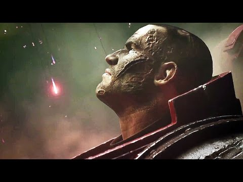 DAWN OF WAR 3 - Cinematic Trailer (2016)