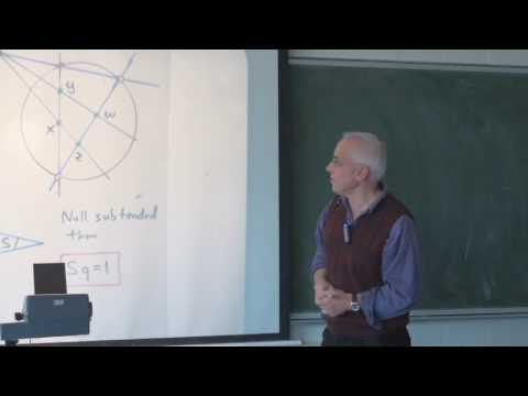 Hyperbolic Geometry is Projective Relativistic Geometry (Part5)