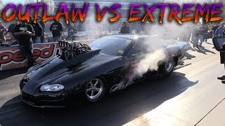 The Most Badass Quarter Mile Racing! $20,000 on the Line!