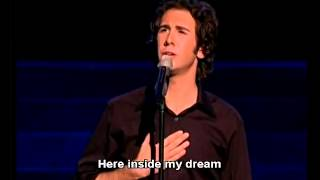 Josh Groban To Where You Are English Subtitles