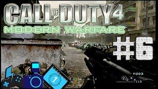 Call of Duty 4 Modern Warfare #6 | Marines Poderosos!