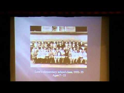 Lore Jacobs Assembly at Southern Cayuga High School (Part 4)