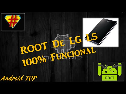 como rootear tu optimus LG l5 e612g - 100% funcional y seguro