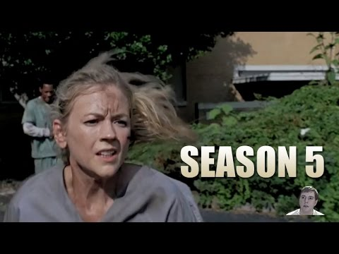 The Walking Dead Season 5 - Will Beth Survive?