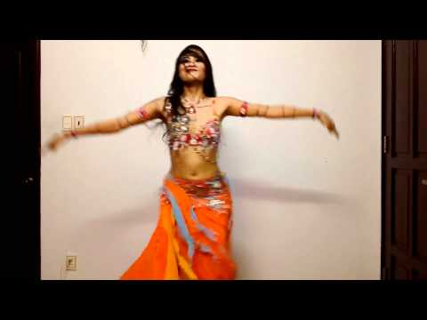 belly dance drum solo - mua bung