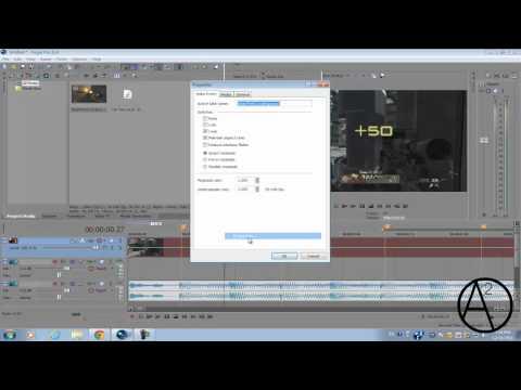 Sony Vegas Pro 11: Velocity-Sync (Synchronizing Game Footage)