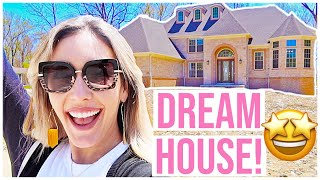 NEW HOUSE TOUR 2020 ✨????????BUILDING OUR DREAM HOME UPDATE | @Brianna K