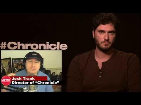 """Chronicle"" Director Josh Trank Talks With AMC"