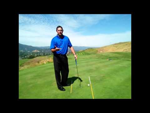 Stick It!  Simple Golf Drills Using Alignment Rods