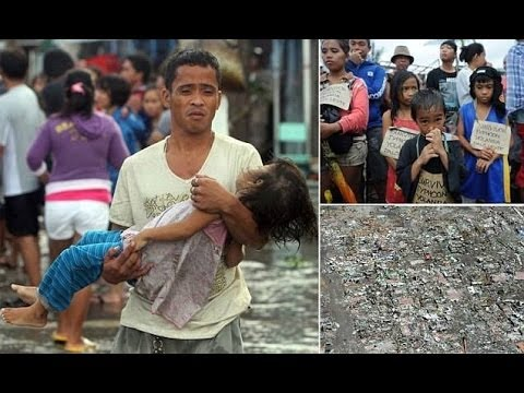 We Are The World for The Philippines Typhoon Yolanda/Haiyan Victims 2013