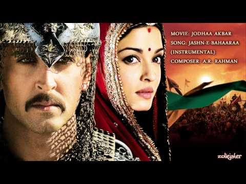 Jashn-e-bahaaraa (instrumental Music) - Jodhaa Akbar video