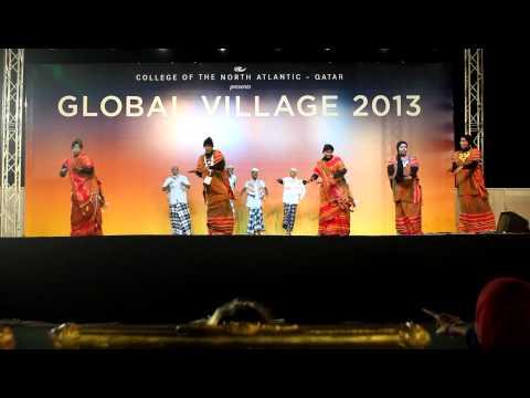 CNA-Q Somalian dance
