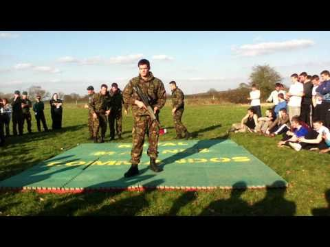 Royal Marines hand to hand combat Image 1