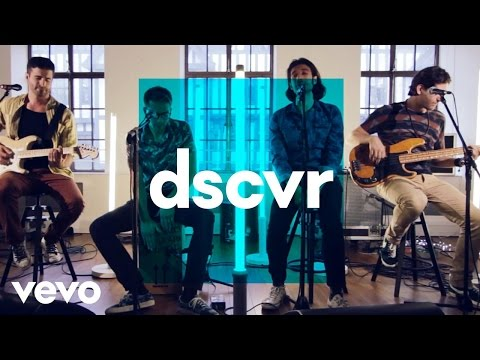 MAGIC! - Rude - Vevo DSCVR (Live)