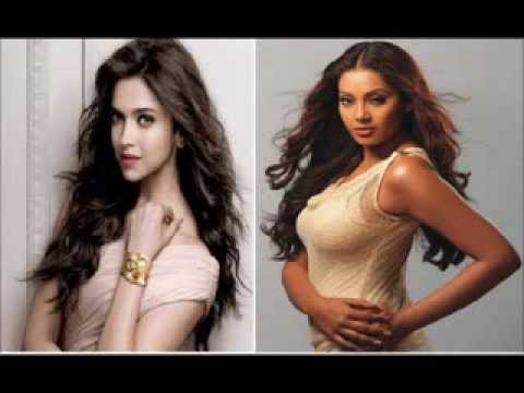 North Indian Actress Vs South Indian Actress video