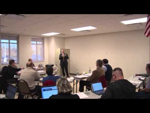 Waxhaw's Commissioners Board Retreat Day 2 Part1