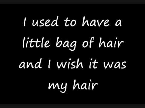 Mystery Jets - Little Bag Of Hair