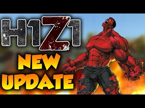 New H1Z1 Update! ENAS NERF, New Weapon Sounds, Grenade Slot (H1Z1 Patch Notes)