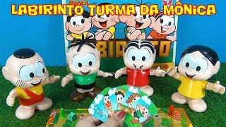 Turma da Mônica Labirinto - Super jogo com a turminha !! #turmadamonica