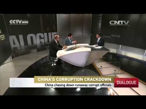 Edward Lehman comments China's corruption crackdown on 6/14/2015