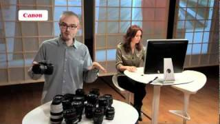 Canon EF Lenses - Lens tutorials 1/5 - Introduction