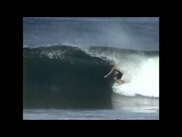 Taylor Steele Retrosections - #8 Benji Weatherly