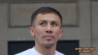 THE REAL REASON GOLOVKIN IS WALKING AWAY FROM CANELO REMATCH??!!!
