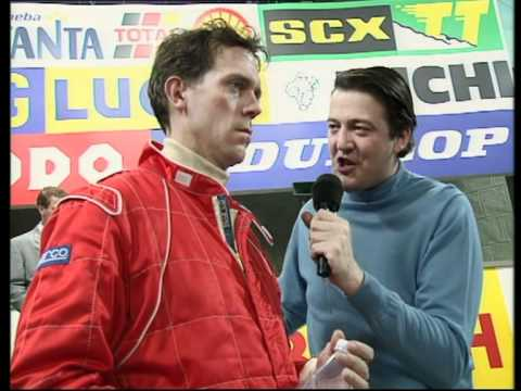 A bit of Fry & Laurie - F1 Driver