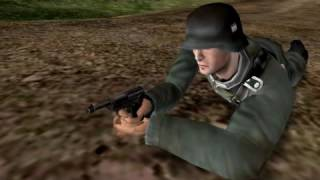 Battlefield 1942 German nazi radio voices callouts