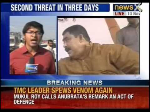 'If threatened TMC will attack congress supporters' houses, says Anubrata Mondal - News X