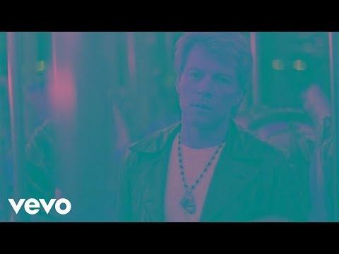 Bon Jovi - Not Running Anymore