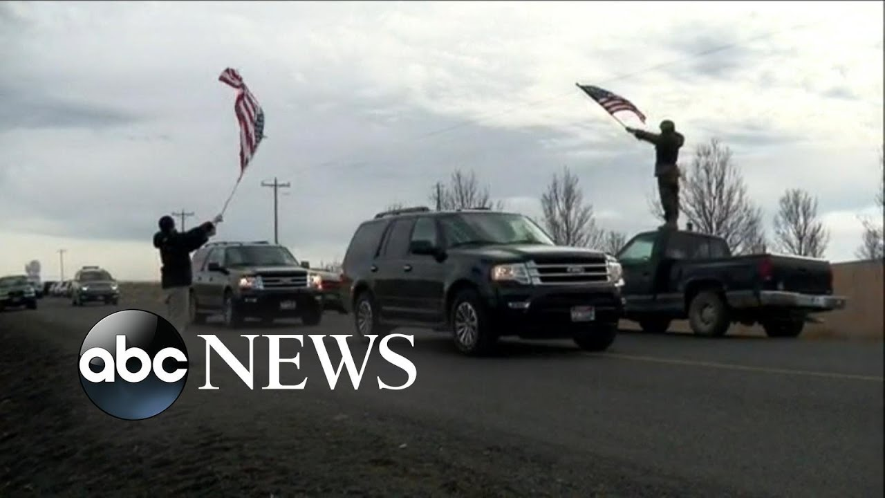 Dramatic End to Armed Standoff in Oregon