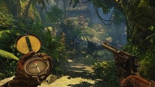 Deadfall Adventures - E3 2013 Stage Demo