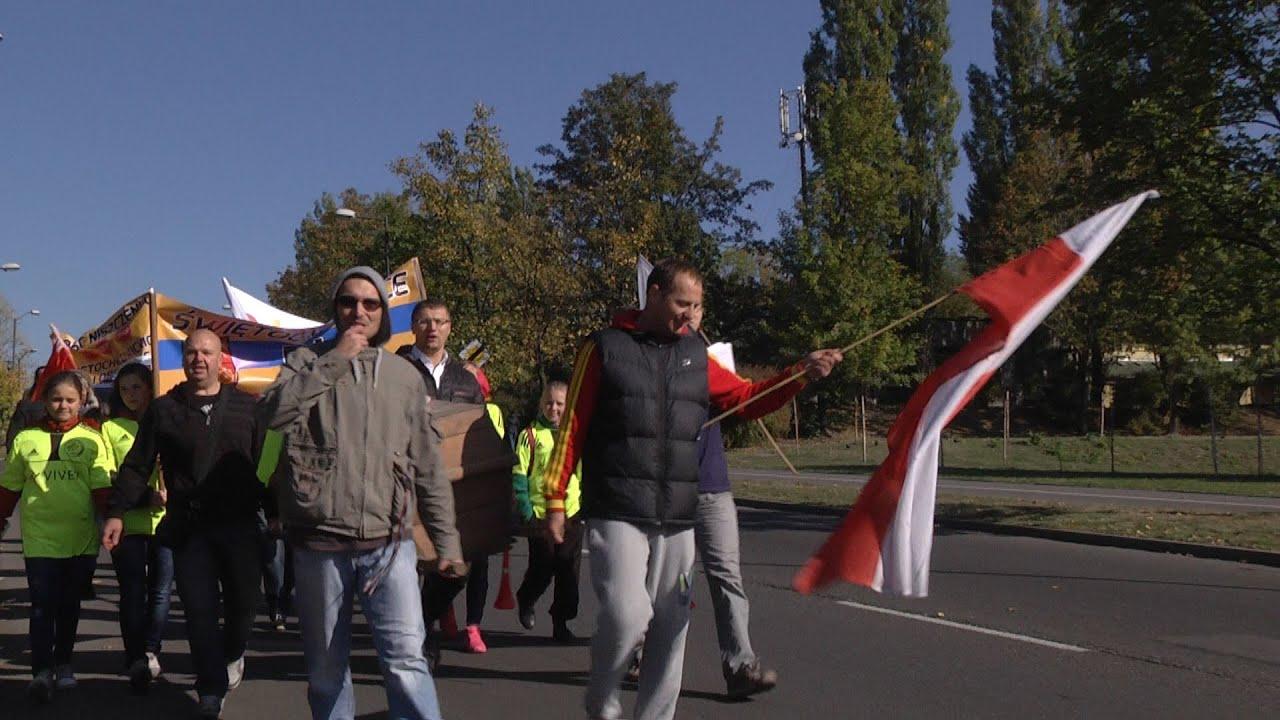 Stop Śmieciochłowicom - protest obywatelski