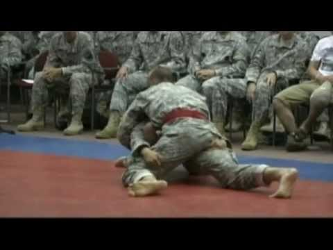 Army Combatives Tournament Part 1 of 5