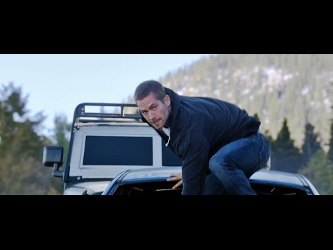 Форсаж 7 (Fast & Furious 7) 2015. Трейлер русский дублированный [HD]