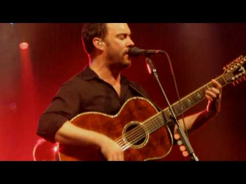 Dave Matthews Band - Big Eyed Fish @ Arenan, Stockholm