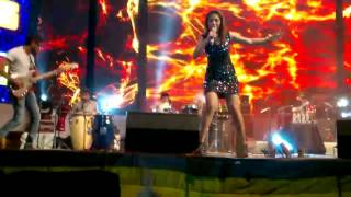 Dhoom Machale- Sunidhi Chauhan Live In Ahmedabad, 21st Feb
