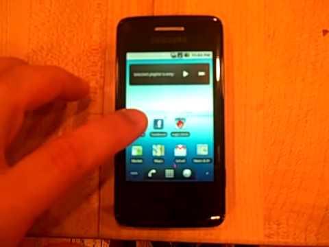 Straight Talk Samsung Galaxy Precedent Overview