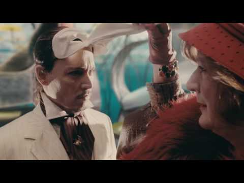 THE IMAGINARIUM OF DR PARNASSUS - OUT IN CINEMAS NOW