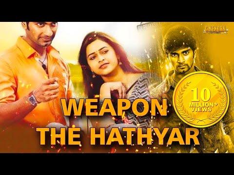 Weapon The Hathyar | Adharvaa, Sri Divya | G. V. Prakash Kumar | Full Movie ᴴᴰ