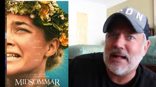 MIDSOMMAR MOVIE REVIEW!