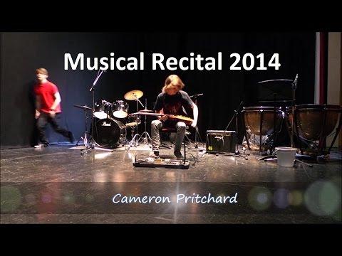 IB Diploma Music Recital International School of Aberdeen
