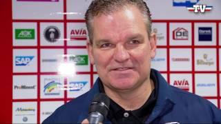 Coaches Corner - Adler Mannheim vs. EHC Red Bull München