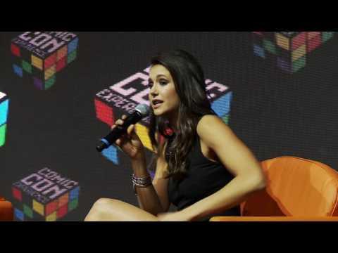 xXx Return of Xander Cage Brazil Comic Con Panel - Nina Dobrev, Vin Diesel & Michael Bisping thumbnail