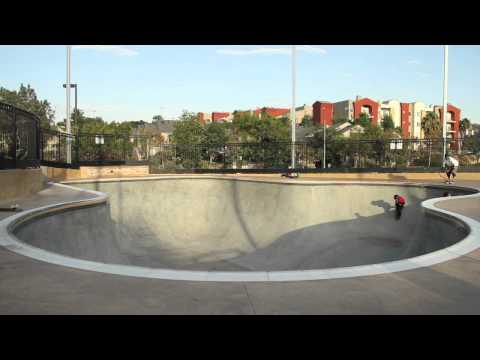 Cory Juneau: 12 yr old rippin a bowl
