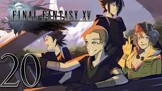 Final Fantasy XV: The Scourge of the Stars - EPISODE 20 - Friends Without Benefits